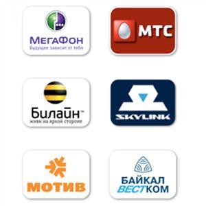 Операторы сотовой связи Минеральных Вод